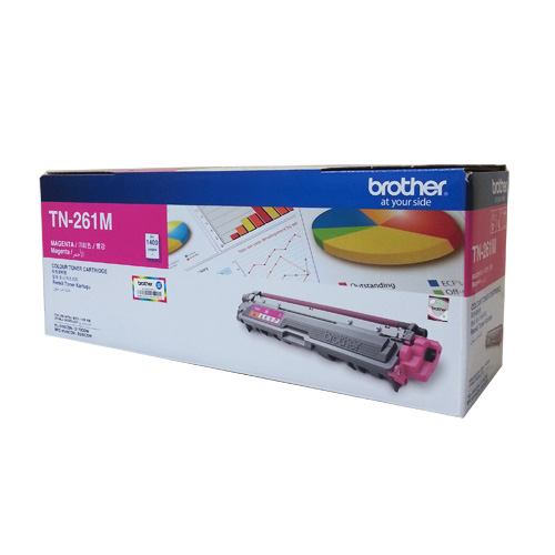 Mực in Brother TN 261M Ink Cartridge Magenta