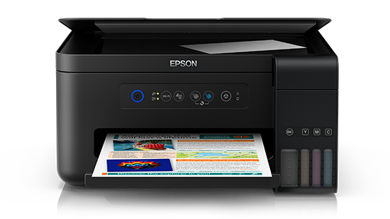 Máy in Epson L4160 Wi-Fi Duplex All-in-One Ink Tank Printer