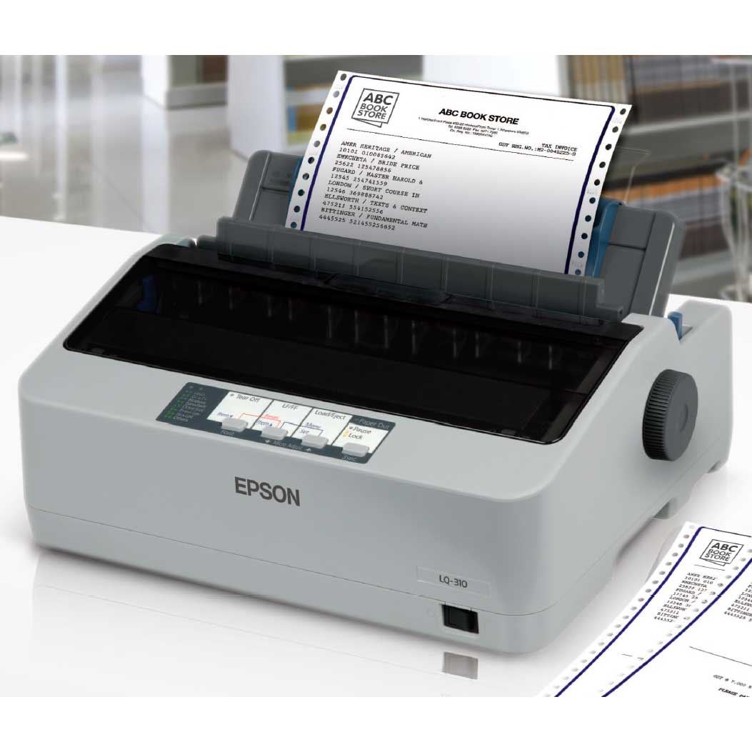 Epson Lq 310 Driver Free Download For Windows 8