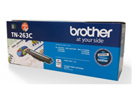 Mực in Brother TN 263 Cyan Toner Cartridge