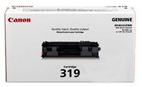 Mực in Canon 319 Black laser Toner Cartridge