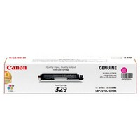 Mực in Canon 329 Magenta laser toner cartridge