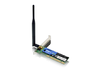 Linksys WMP54G Wireless G PCI Adapter