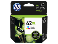 Mực in HP 62XL High Yield Tri-color Original Ink Cartridge (C2P07AN)