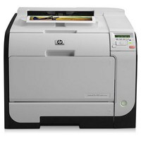 Máy in HP Color LaserJet Pro M451nw, Network, Wifi, Laser màu (CE956A)