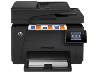Máy in HP LaserJet Pro MFP M177fw, Wifi, In, Scan, Copy, Fax, Laser màu (CZ165A)