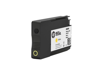 Mực in HP 955 Yellow Original Ink Cartridge (L0S57AA)