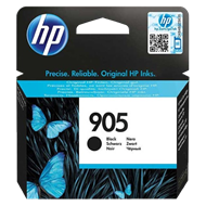 Hộp mực dùng cho máy in HP Officejet Pro 6970, HP 905 Black Original Ink Cartridge (T6M01AA)