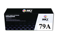 Mực INKZ 79A, Black LaserJet Toner Cartridge