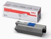 Mực in màu Oki C510 Black Toner Cartridge (44469818)